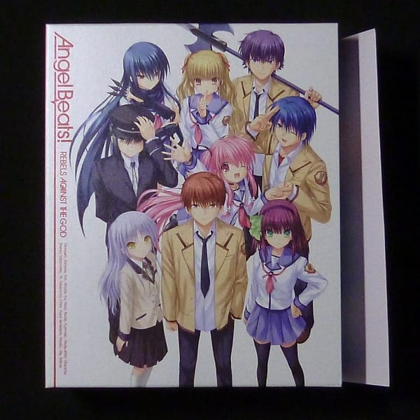 Blu-ray Angel Beats! Blu-ray BOX / key 麻枝准 かなで