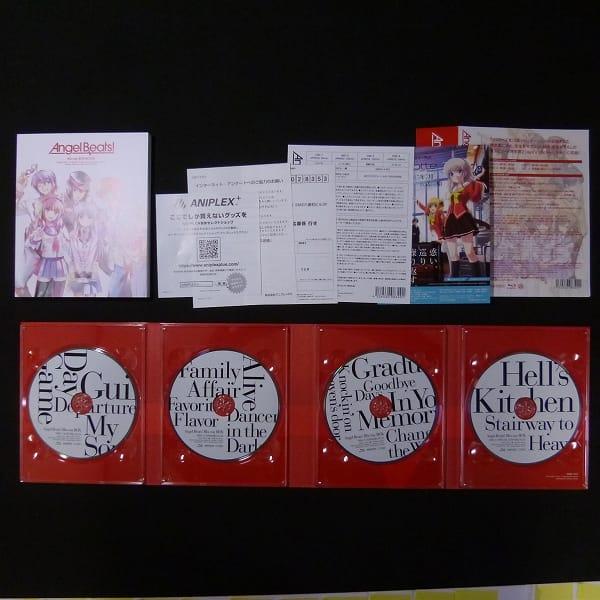Blu-ray Angel Beats! Blu-ray BOX / key 麻枝准 かなで_3