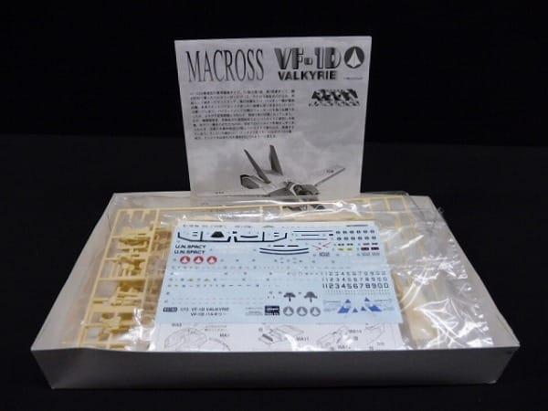 1/100 1/72 マクロスF YF-29 ランカ シェリル 他_3