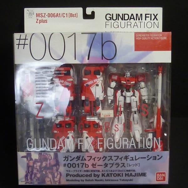 GFF #0017b ゼータプラス レッド A1 C1 Bst ガンダムZ_1
