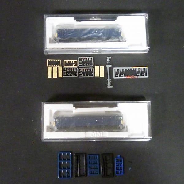 トミックス TOMIX 2186 国鉄EF63形電気機関車 青色_3
