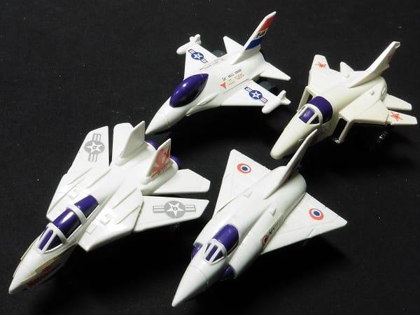 チョロQ 復刻 プレーンQジェット 4機セット 日本製_2