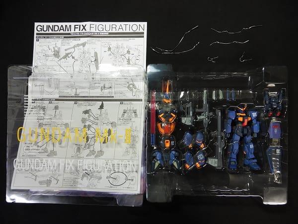 GFF #0012 ガンダム Mk-II ティターンズ / バーザム改_2