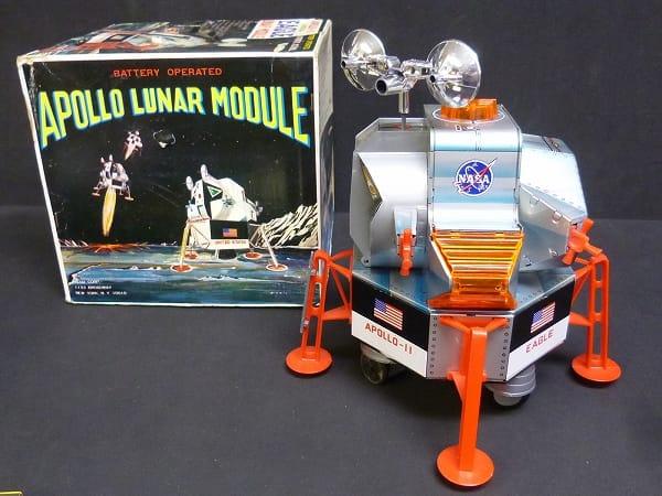 大進興業 アポロ11号 EAGLE LUNAR MODULE 電動ブリキ_1