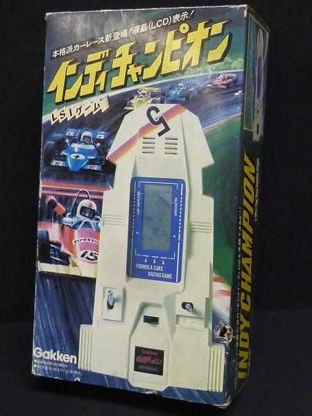 学研 LSIゲーム インディチャンピオン デッドストック
