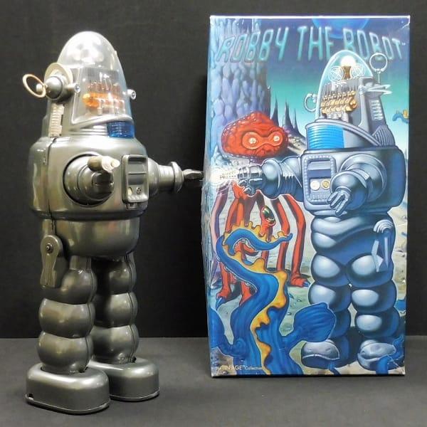 大阪ブリキ玩具資料室 ロビー ザ ロボット / 禁断の惑星