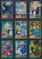 ドラゴンボール カードダス スーパーバトル キラ 9枚 92年,91年版