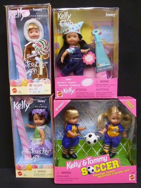 マテル トミー ジェニー サッカー 人形 / ケリー Barbie