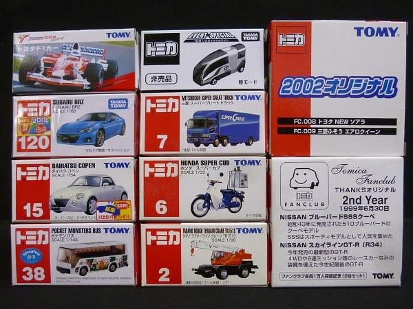 トミカ スカイラインGT-R F1カー 赤箱 コペン