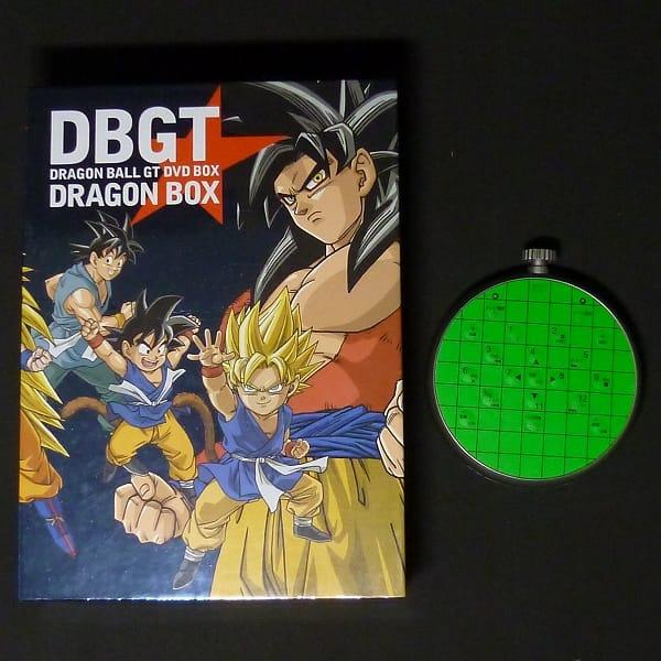 DVD ドラゴンボールGT DVD-BOX DRAGON BOX レーダー付