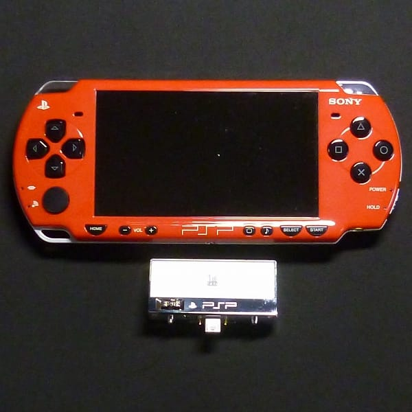 限定 PSP-2000本体 ギレンの野望 ワンセグチューナー付