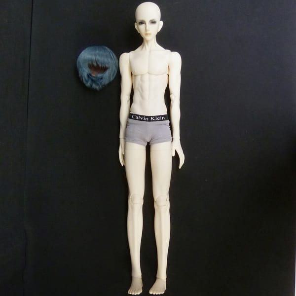 RING DOLL リングドール 人形 70cm 男の子 白肌 海外_2