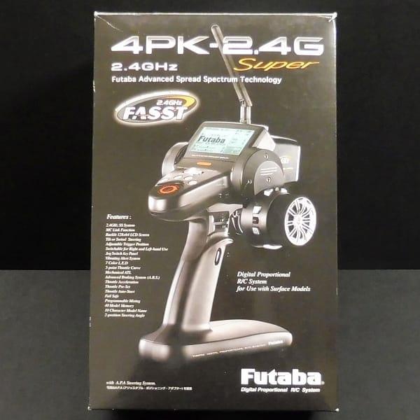 FUTABA フタバ 4PK-2.4G Super FASST / プロポ R614FF