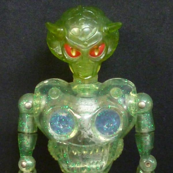 宇宙人ゼロス 当時物 / 変身サイボーグ アンドロイドA