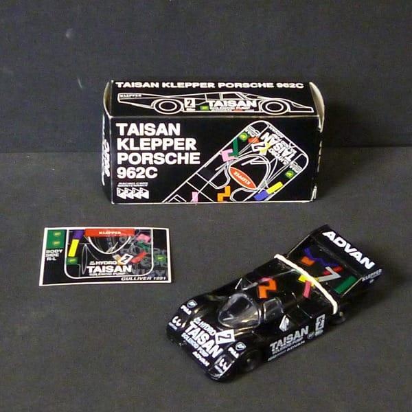 ガリバー特注 トミカ タイサン KLEPPER ポルシェ 962C