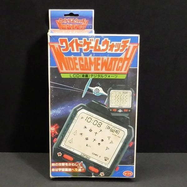 サクラ ワイドゲームウオッチ / LCD スペースシャトル