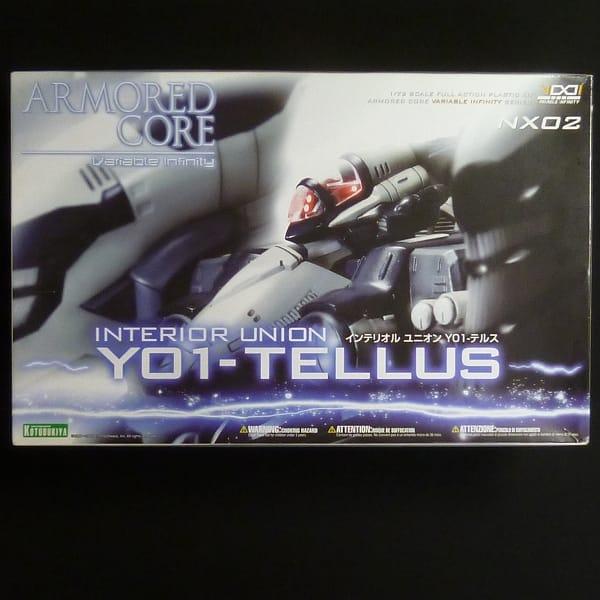 インテリオルユニオン Y01-TELLUS / アーマードコア