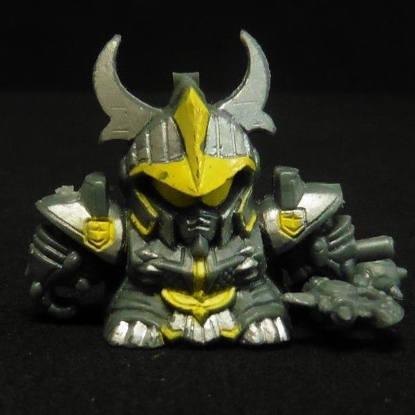 ガン消し SDガンダム 闇騎士 ガンダムMk-II 彩色版