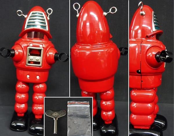 HAHATOY 復刻 ブリキ ハイホイール プラネット ロボット_3