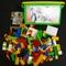 レゴ デュプロ 2356 コンテナ どうぶつえん 動物園