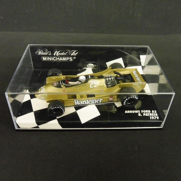 PMA ミニチャンプス 1/43 F1 アロウズ・フォード '79