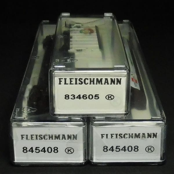 フライシュマン 845048 貨車 834605 冷蔵車 Nゲージ