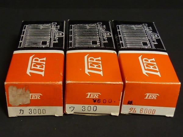 エンドウ TER タム6000 カ3000 ウ300 / HOゲージ