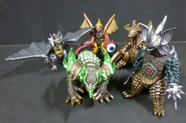 ウルトラ怪獣DX ファイブキング 他 / スパークドールズ
