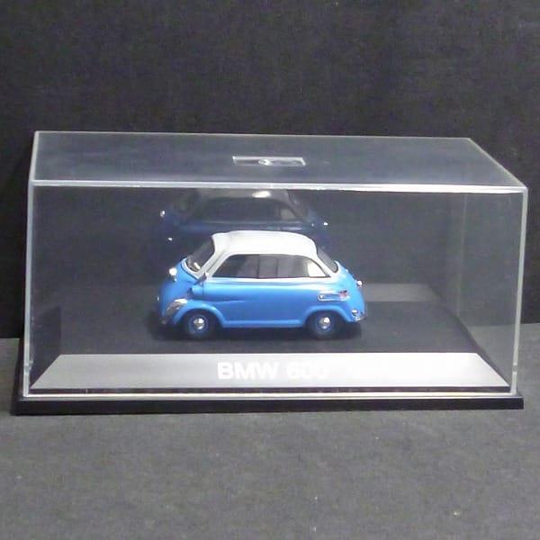 シュコー 1/43 BMW 600 ブルー ミニカー