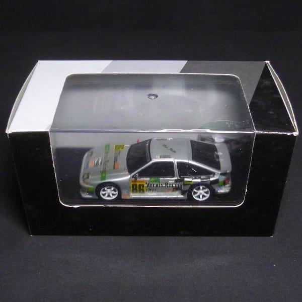 Mini Promo 1/43 ハチロクトレノ GT300 LITTLE GARAGE