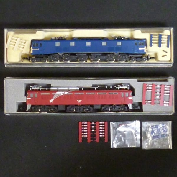 Nゲージ KATO EF81 北斗星 EF58 ブルー / 鉄道模型_2