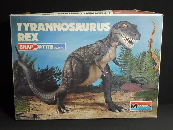 モノグラム 1/13 ティラノサウルス レックス / MONOGRAM_1