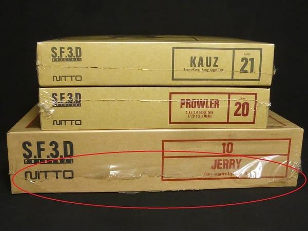NITTO 1/20 S.F.3.D ジェリー カウツ プロウラー /Ma.K._2