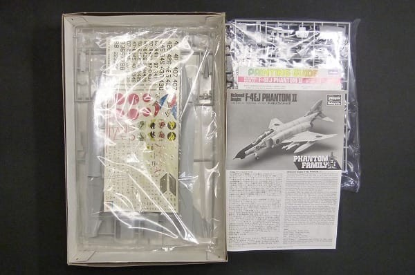 ハセガワ 1/48 ファントムファミリー F-4J F-4EJ_2