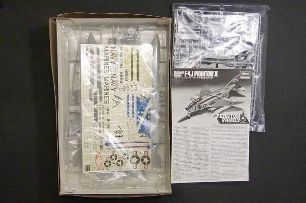 ハセガワ 1/48 ファントムファミリー F-4J F-4EJ_3