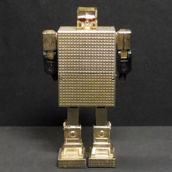 ポピー 当時 超合金 ゴールドライタン クリスタルカット