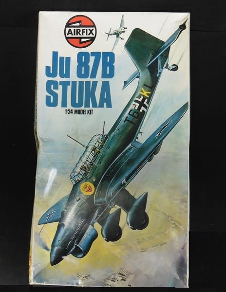 エアフィックス 1/24 Ju87 B-2 スツーカ 爆撃機_1