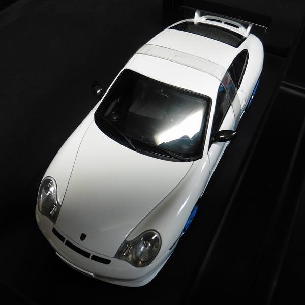オートアート 1/18 ポルシェ 911 GT3 RS (ホワイト)_2