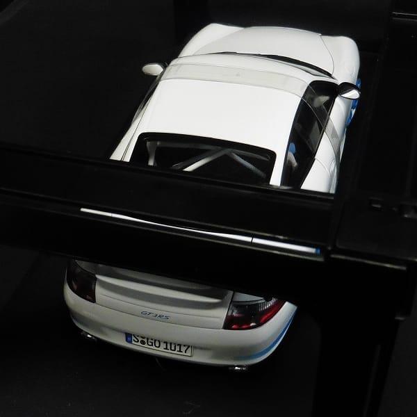 オートアート 1/18 ポルシェ 911 GT3 RS (ホワイト)_3