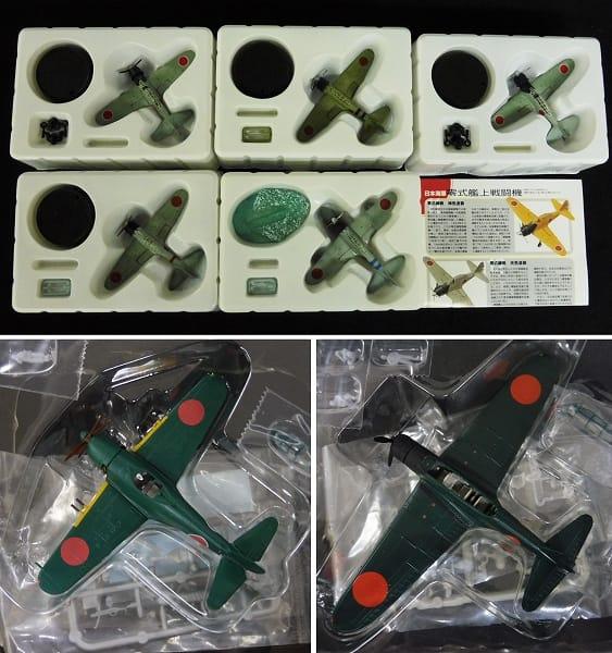 戦闘機 プラモ 世界の傑作機 他 / 食玩_3