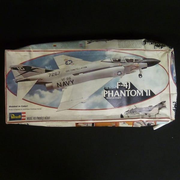 レベル 1/32 F-4J ファントム II / プラモデル_1