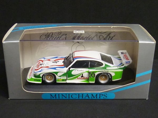MINICHAMPS 1/43 フォードカプリGr.5 ニグリン 1981 #55_1