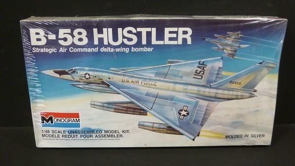 モノグラム 1/48  5704 USAF B-58 ハスラー