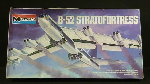 モノグラム 1/72 B-52 ストラトフォートレス_1