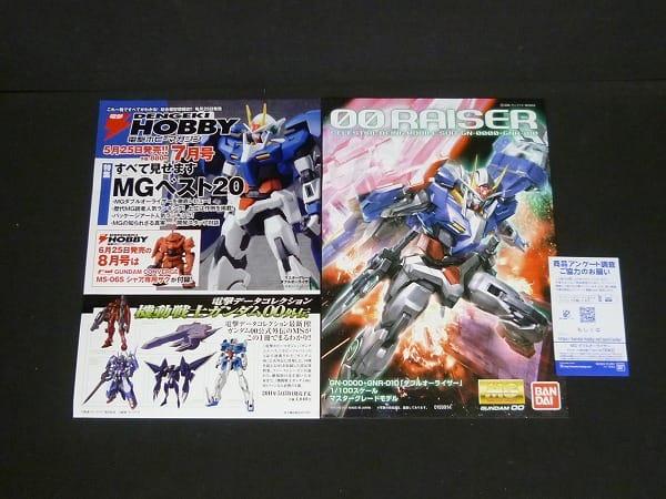 MG 1/100 ダブルオーライザー GN-0000 / ガンプラ_3