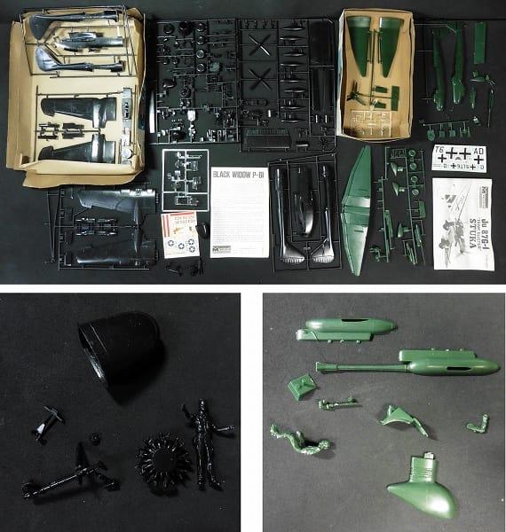 モノグラム 1/48 F-86 セイバージェット ロッキード 他_3