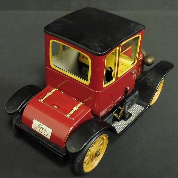 フォード T型 クーペ 1227 / ブリキ_2