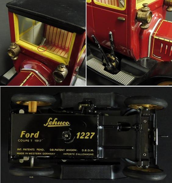 フォード T型 クーペ 1227 / ブリキ_3