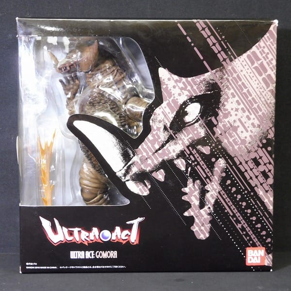ULTRA ACT ゴモラ ウルトラ怪獣 / ウルトラマン