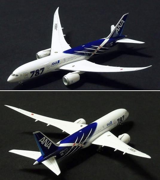 1/400 ANA ボーイング 787-8 ダイキャスト / 全日本空輸_3